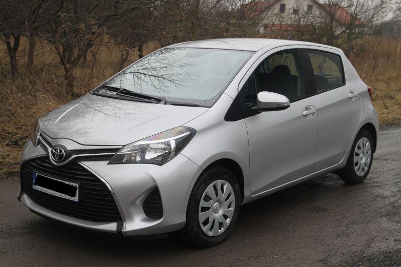 Toyota Yaris 1.0 benzyna 2015r.